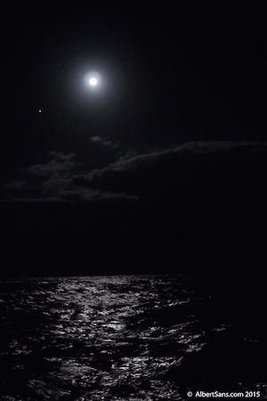 Luna atlantico