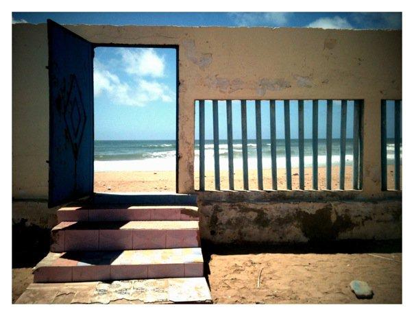 sidi ifni, puerta magica