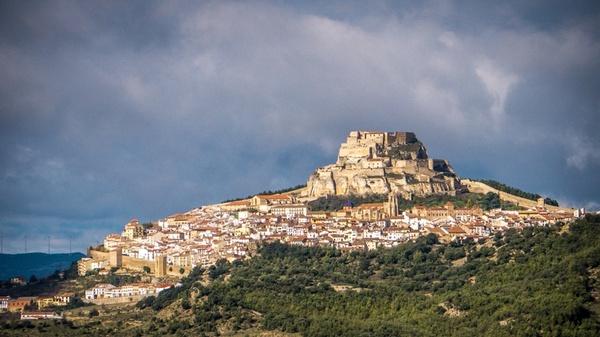 castillo Morella
