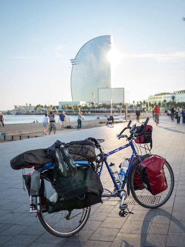free radical xtracycle barcelona