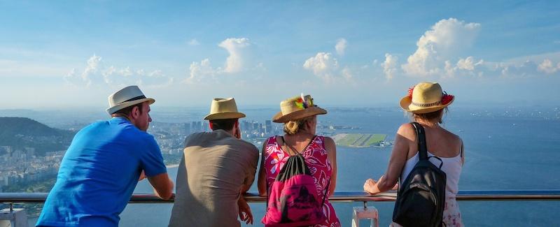 turistas rio de janeiro