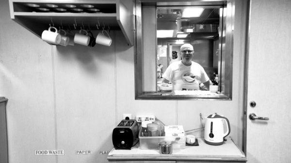 richard cocinero Polaco