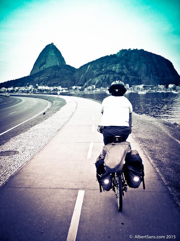 bicicleta rio de janeiro pao
