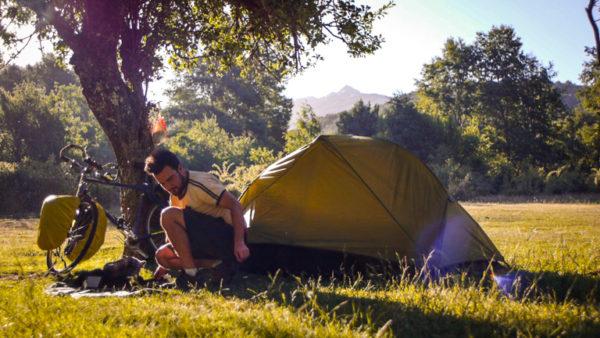 acampado patagonia