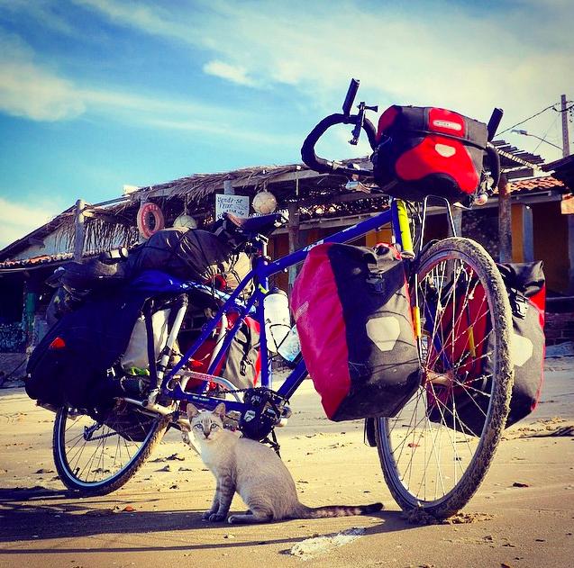 casa a cuestas cicloturismo