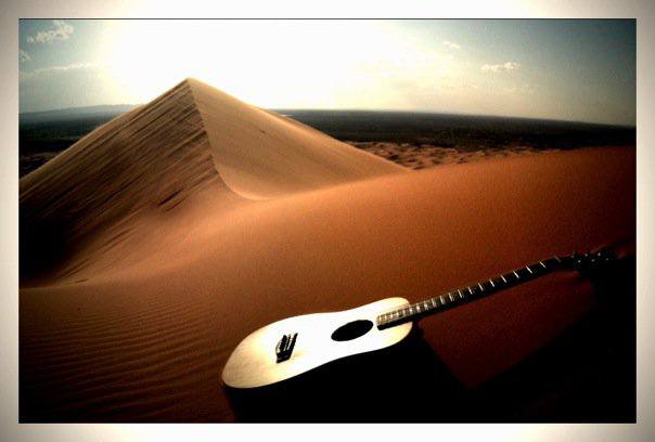 gran duna guitarra