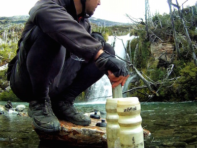 gollum steripen patagonia