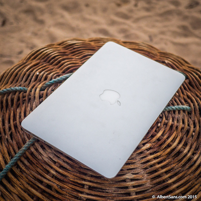 macbook air 11 nomada