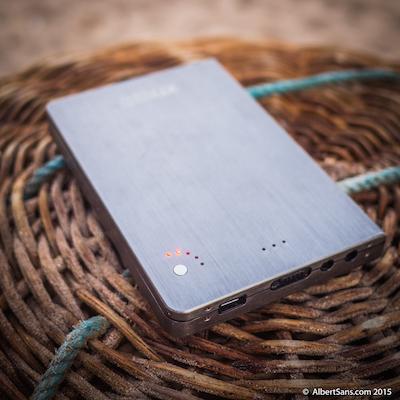 xtpowerbank nomada bateria