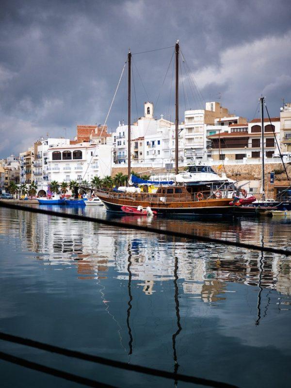 puerto velero atmetlla
