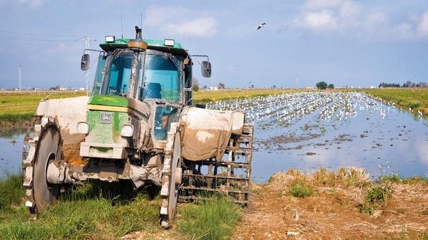 tractor delta ebro