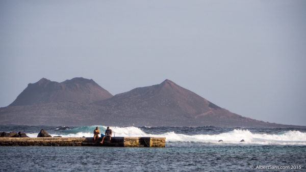 bahia das gatas volcan olas