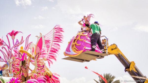 carnaval mindelo grua