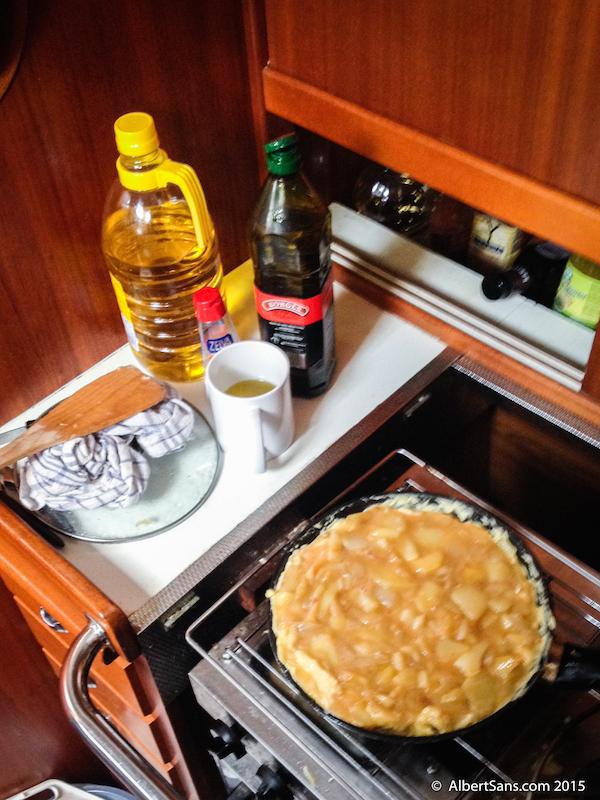 patata tortilla