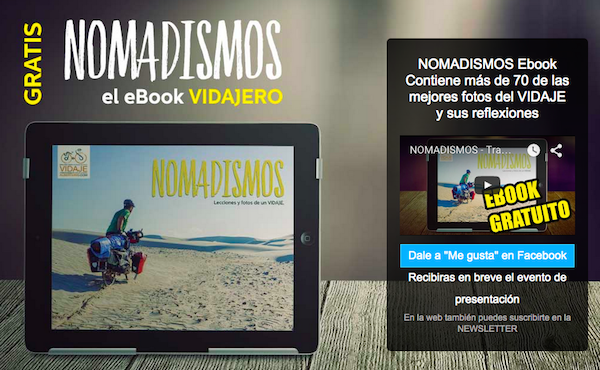 nomadismos ebook gratuito cicloturismo