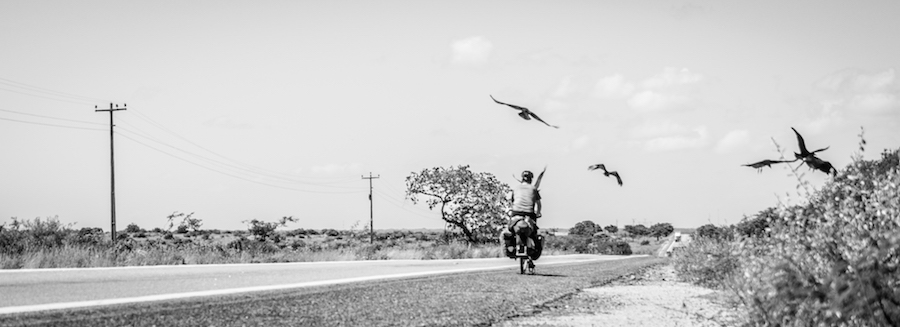 miedos cicloturismo